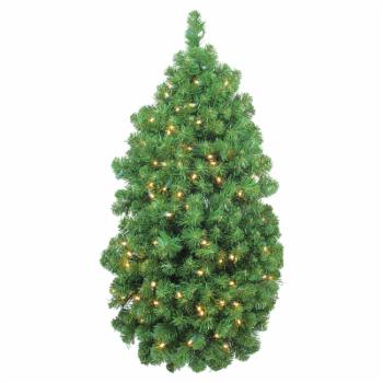 Northlight 36 in. Christmas Column Pine Swag