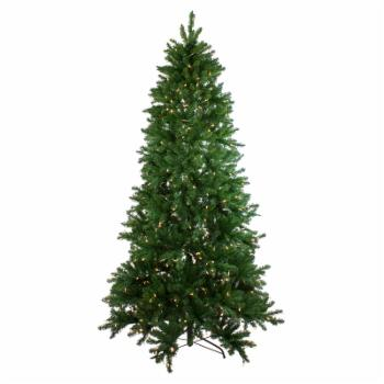 Northlight Prelit LED Instant Connect Artificial Neola Frasier Fir Christmas Tree