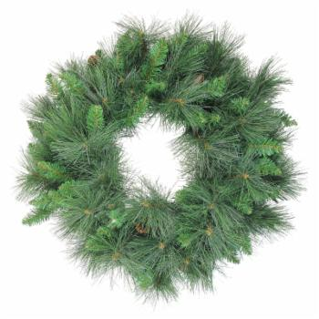 Northlight White Valley Pine Artificial Christmas Wreath