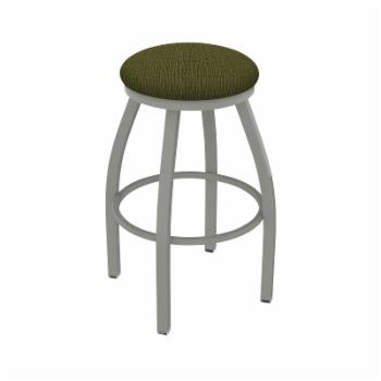 Holland Bar Stool Co XL 802 Misha 25 in. Fabric Swivel Counter Stool