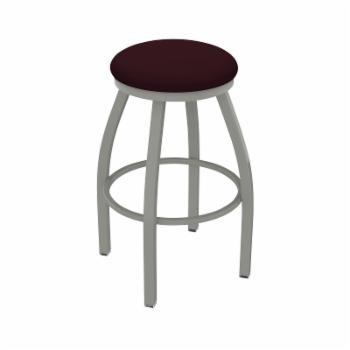 Holland Bar Stool Co XL 802 Misha 36 in. Faux Leather Swivel Extra Tall Bar Stool