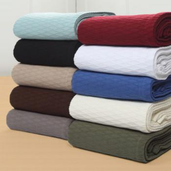 Superior All-Season Luxurious 100% Cotton Blanket