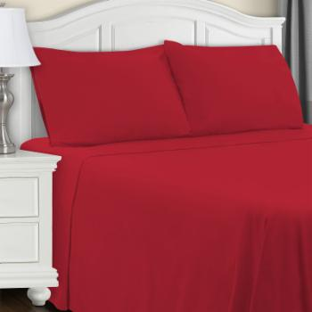 Flannel Cotton Pillowcase Set by Superior