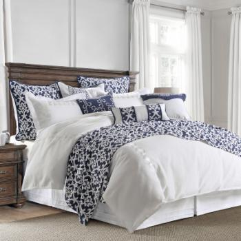 Kavali 4 Piece Comforter Set by HiEnd Accents