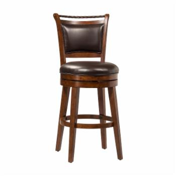 Hillsdale Calais 26 in. Swivel Counter Stool