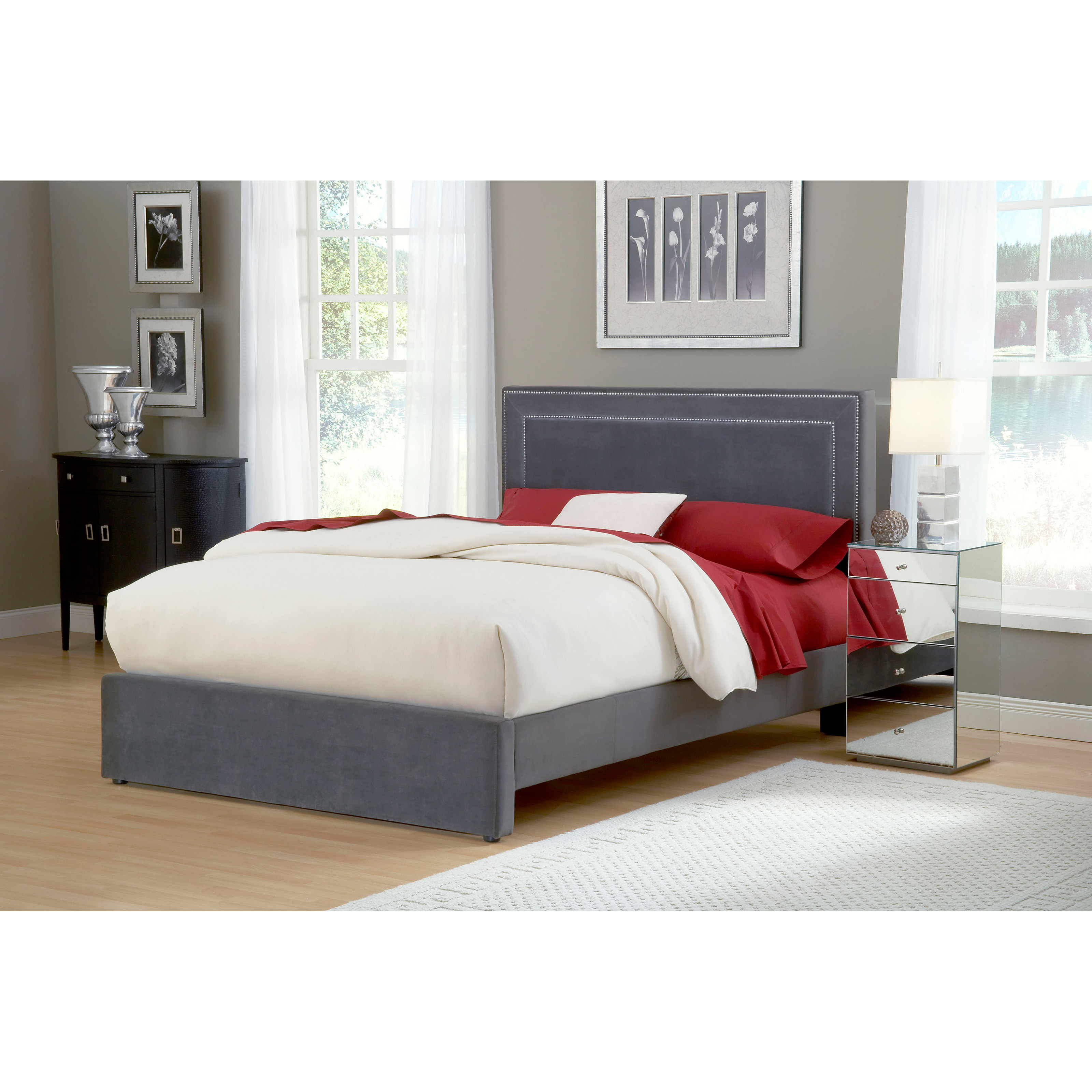 foam shipping set today gel free overstock product comforpedic king home garden memory size from beautyrest mattress inch