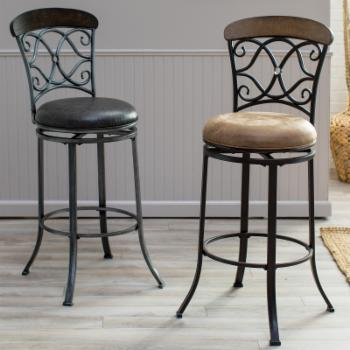 Finley Home Dylan 30 in. Bar Stool