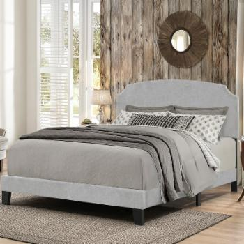 Hillsdale Desi Upholstered Panel Bed