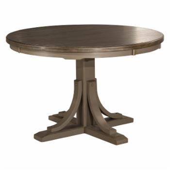 Hillsdale Clarion Round Dining Table