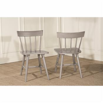 Hillsdale Mayson Spindle Back Dining Chair - Set of 2