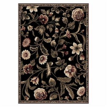 Home Dynamix 11029 Optimum Area Rug - Black