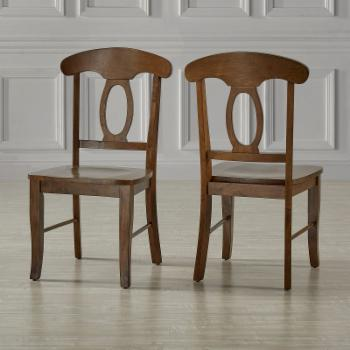 Weston Home Dining Side Chair - Set of 2