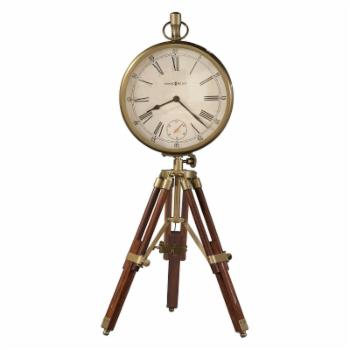 Howard Miller Time Surveyor Mantel Clock