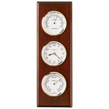 Howard Miller Shore Station Wall Clock - 5 in. Wide