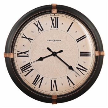 Howard Miller 625-498 Atwater 24 in. Wall Clock