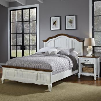 Home Styles The French Countryside Panel Bed
