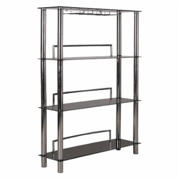 Home Source Industries Glass Bar Unit