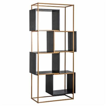 Home Source Industries Amelia Cube Storage Rack/Bookcase