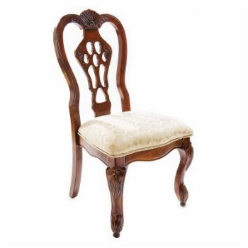 Home Source Industries Antique Inspired Dining Side Chair - Set of 2