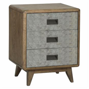 Right2Home 3 Drawer Chairside Chest