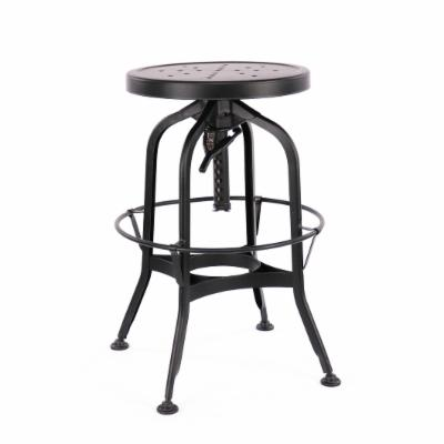 Excellent Distressed Industrial Style Bar Stools And Counter Stools Pabps2019 Chair Design Images Pabps2019Com