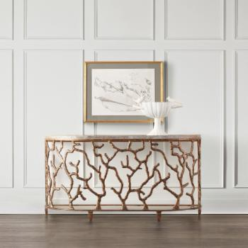 Hooker Furniture Coral Console Table