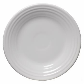 Fiesta White Luncheon Plate 9 in. - Set of 4