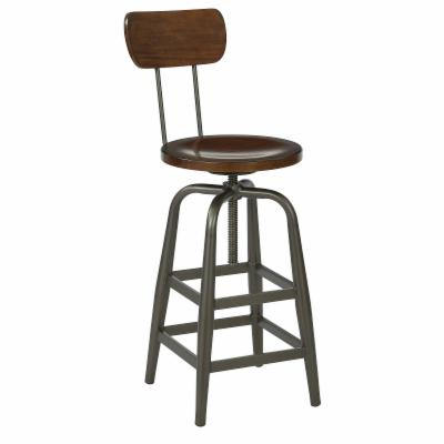 Super Oval Round Curved Back Bar Stools And Counter Stools Pabps2019 Chair Design Images Pabps2019Com