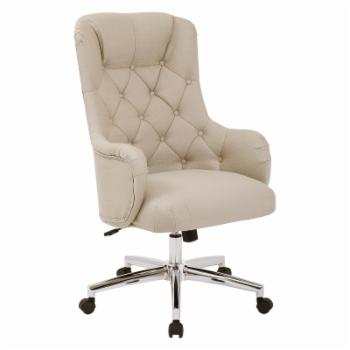 Ave Six Ariel Tufted Desk Chair