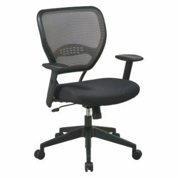 Office Star Deluxe Latte Air Grid Back Managers Chair