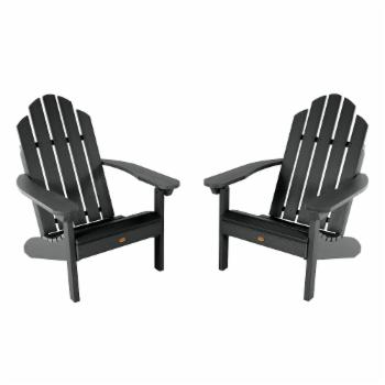 Highwood USA Classic Westport Adirondack Chair - Set of 2