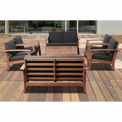 Wood Patio Furniture Sets Hayneedle