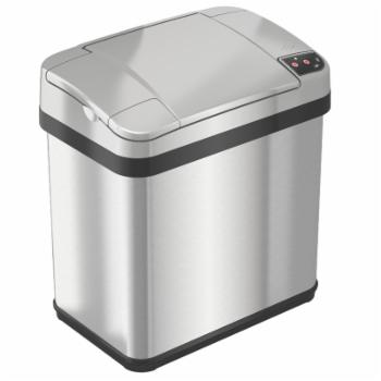 iTouchless Multifunction Sensor 2.5 gal. Trash Can