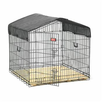 Lucky Dog™ Travel Dog Kennel - 40L x 40W x 36H in.