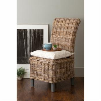 East At Main Sumter Rattan Dining Chair