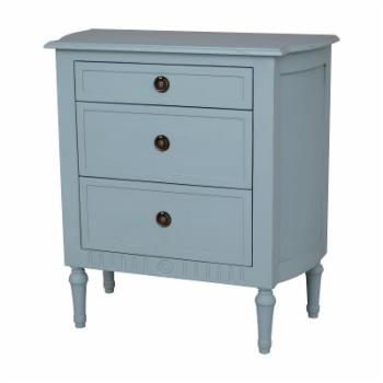 East At Main Cassidy 3 Drawer Nightstand