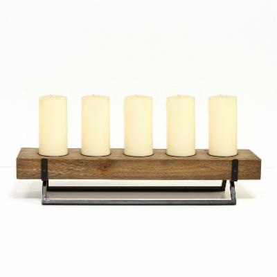 5d2e8c947a Distressed & Industrial Style Candle Holders and Candles | Hayneedle