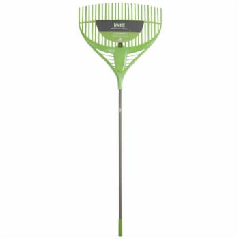 Ames 2915806 26 in. Poly Leaf Rake with Steel Handle
