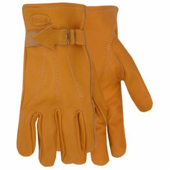 Boss Gloves 6023M Medium Premium Grain Leather Gloves