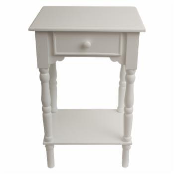 Decor Therapy 1 Drawer Accent Table