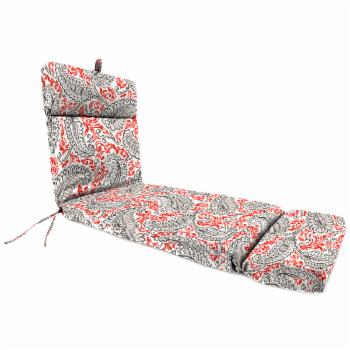Jordan Manufacturing 72 in. Outdoor Shannon Chaise Cushion