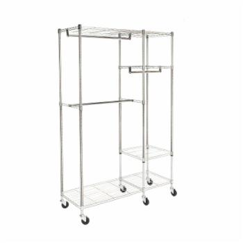 Happimess Cayla Garment Rack on Casters