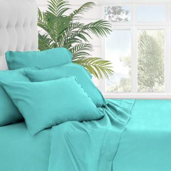 Deep Pocket Bed Sheet Set by Bare Home