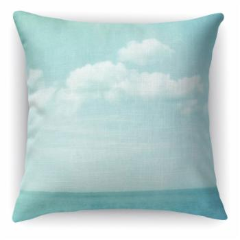 Kavka Designs Sea Of Blue Accent Pillow