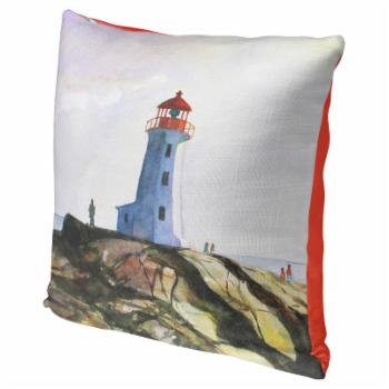 Kavka Designs Light House Accent Pillow