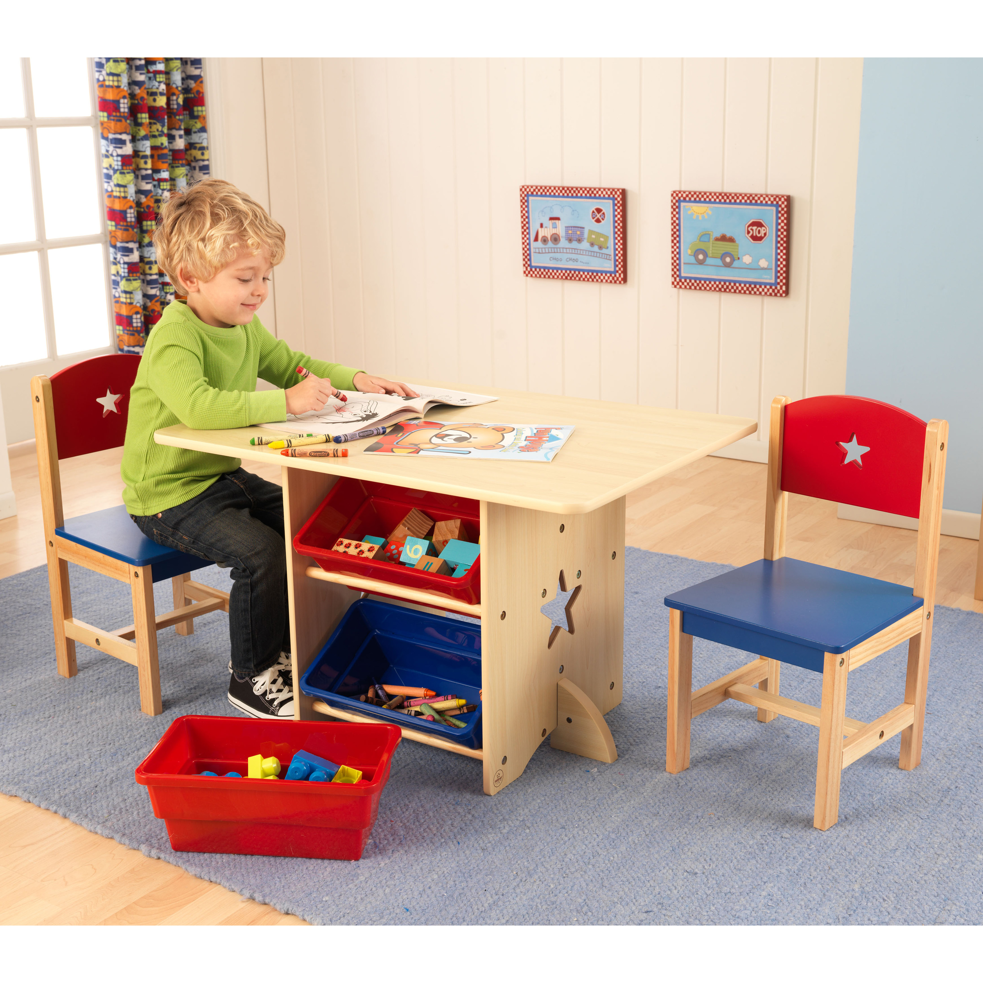 : crayola chair and table set - pezcame.com