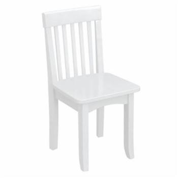KidKraft Avalon Chair - White - 16601