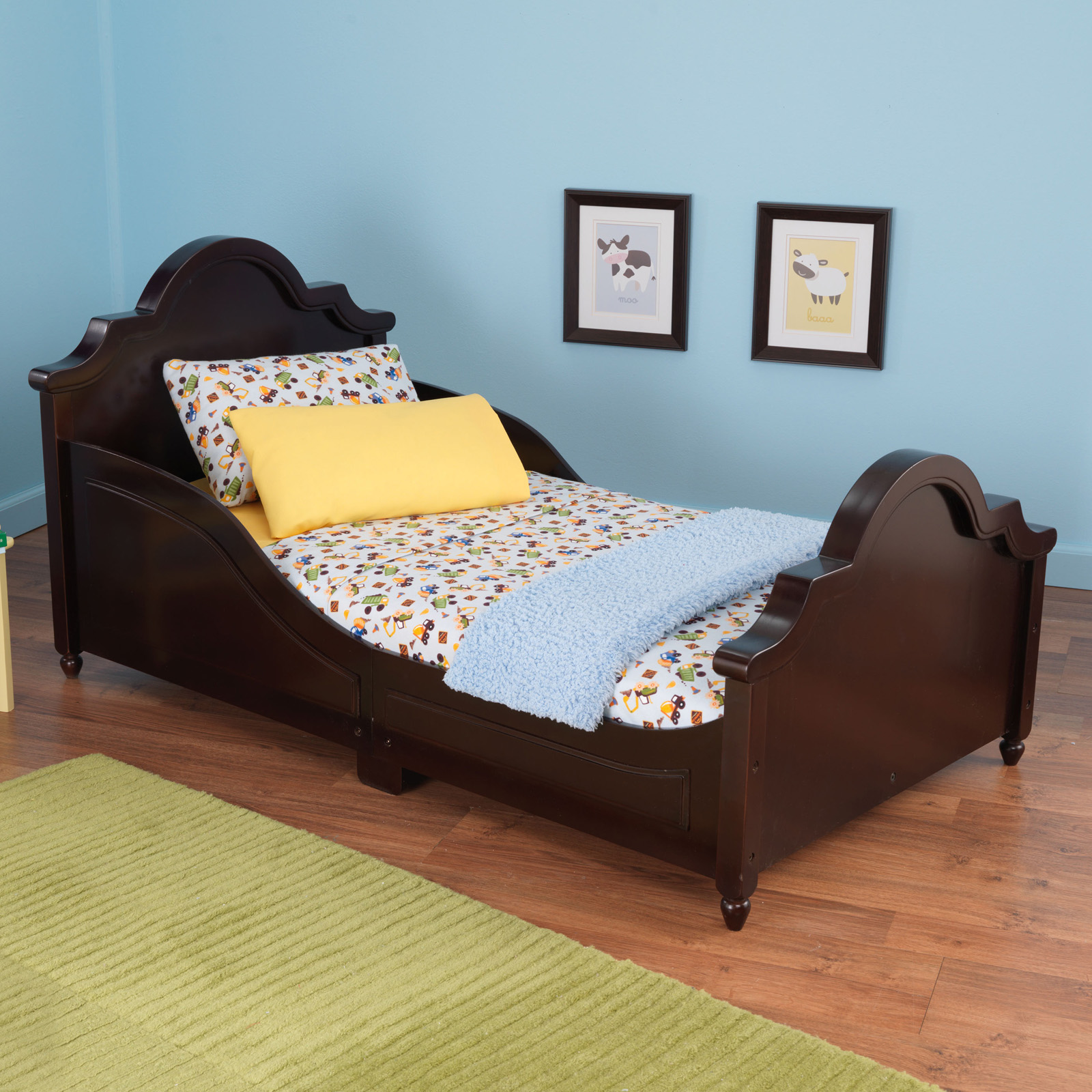 Kidkraft Raleigh Toddler Bed Espresso