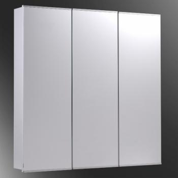 Ketcham 30W x 36H-in. Tri-View Surface Mount Medicine Cabinet with Optional Mirror Kit