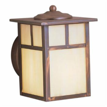 Kichler Alameda Outdoor Wall Lantern - 7H in. Canyon View